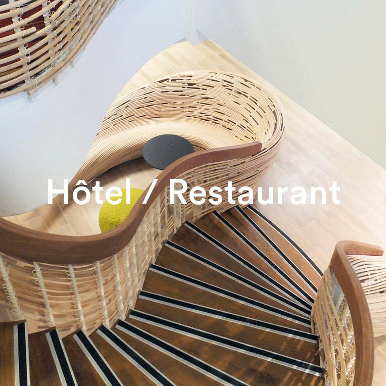 hôtel / restaurant